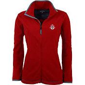 Antigua Women's Toronto FC Red Ice Full-Zip Fleece Jacket