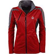 Antigua Women's Toronto FC Red Discover Full-Zip Jacket