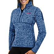 Antigua Women's Buffalo Bills Fortune Blue Pullover Jacket