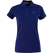 Antigua Women's St. Louis Blues Spark Blue Polo