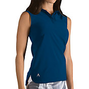 Antigua Women's Trust Sleeveless Golf Polo