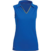 Antigua Women's Gypsy Sleeveless Golf Polo