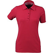 Antigua Women's Ascent Golf Polo
