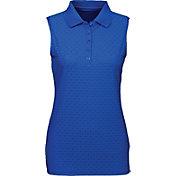 Antigua Women's Jewel Sleeveless Golf Polo