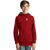 Antigua Youth Air Force Falcons Blue Victory Pullover Hoodie