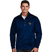 Antigua Men's Virginia Cavaliers Blue Performance Golf Jacket