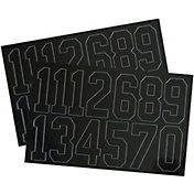 A&R Helmet Number Decals