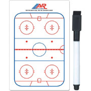 A&R Pocket Coach Ice Hockey Board