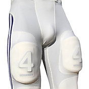 treDCAL Number Four Thigh Pad Football Decals