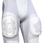 treDCAL Spider Web Thigh Pad Football Decals
