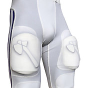 treDCAL Tomahawk Thigh Pad Football Decals