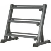 Marcy Deluxe 3-Tier Dumbbell Rack