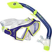Aqua Lung Sport Kids' Molokai Jr. Snorkel Combo