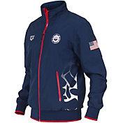 arena Men's USA Swimming Full Zip Jacket