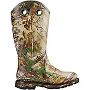 Ariat Men's Conquest Rubber Buckaroo Insulated Waterproof Hunting Boots