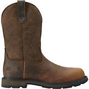 Ariat Men's Groundbreaker Pull-On Steel Toe Western Boots