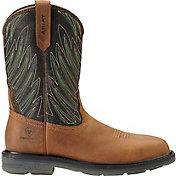 Ariat Men's Maverick Square Composite Toe Work Boots