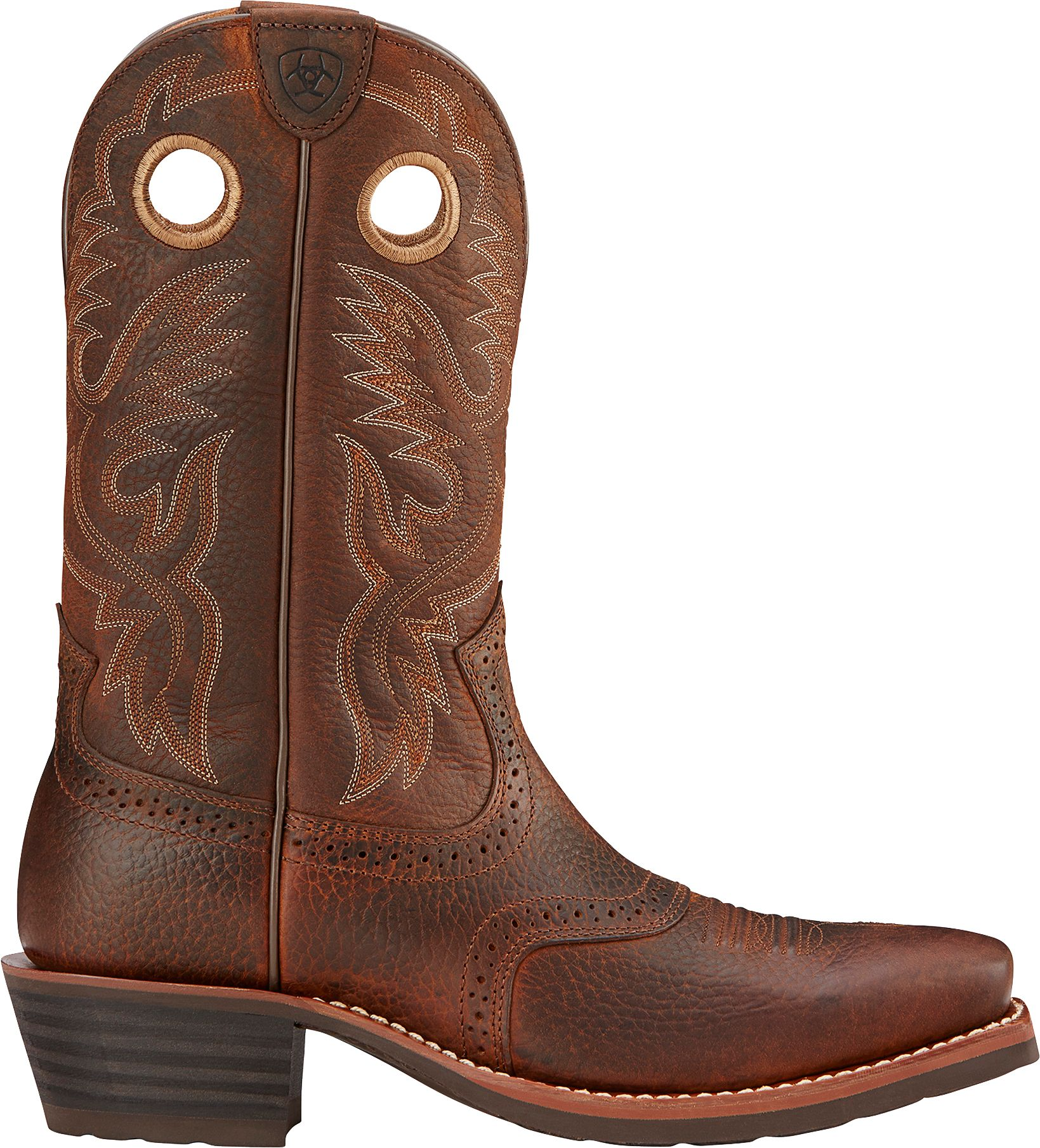 Ariat Shoes  Ariat Roughstock Mens Boots Brown