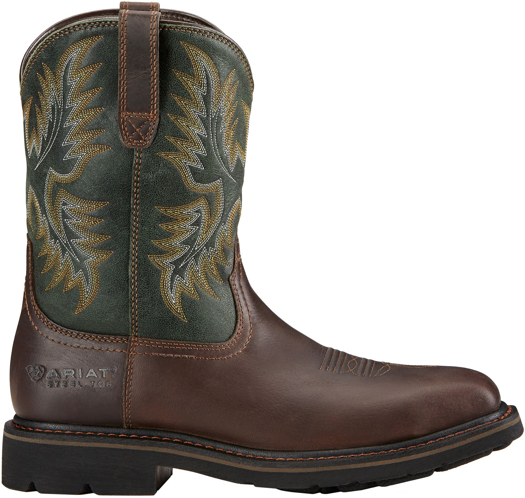 Ariat Steel Toe Work Boots Boot Ri
