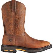 Ariat Men's Workhog Steel Toe Work Boots