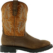 Ariat Men's Solder Steel Toe Work Boots