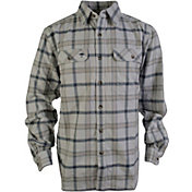 Arborwear Men's Chagrin Flannel Long Sleeve Shirt