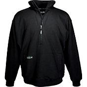 Arborwear Men's Double Thick Half Zip Sweatshirt