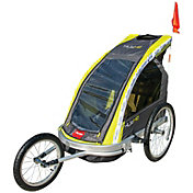 Allen Sports XLT-X2 Double Bike Trailer and Stroller