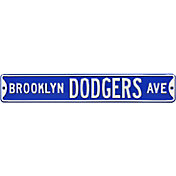 Authentic Street Signs Los Angeles Dodgers 'Brooklyn Dodgers Ave' Sign