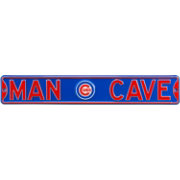 Authentic Street Signs Chicago Cubs 'Man Cave' Street Sign
