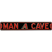 Authentic Street Signs Arizona Diamondbacks 'Man Cave' Street Sign