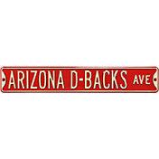 Authentic Street Signs Arizona Diamondbacks Avenue Sign