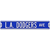 Authentic Street Signs Los Angeles Dodgers Avenue Sign