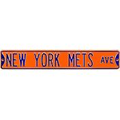 Authentic Street Signs New York Mets Orange Avenue Sign