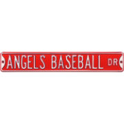 Authentic Street Signs Los Angeles Angels 'Angels Baseball Dr' Sign