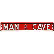 Authentic Street Signs Los Angeles Angels 'Man Cave' Street Sign