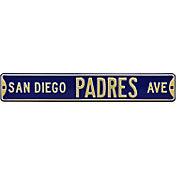 Authentic Street Signs San Diego Padres Avenue Sign
