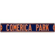 Authentic Street Signs Comerica Park Street Sign