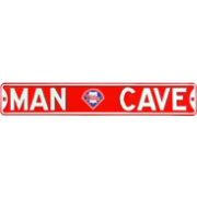 Authentic Street Signs Philadelphia Phillies 'Man Cave' Street Sign