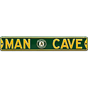 Authentic Street Signs Oakland Athletics 'Man Cave' Street Sign
