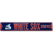 Authentic Street Signs® Chicago White Sox 'White Sox Drive' Red/Blue Sign