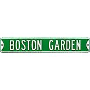 Authentic Street Signs Boston Celtics 'Boston Garden' Street Sign