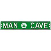 Authentic Street Signs Boston Celtics 'Man Cave' Street Sign
