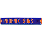 Authentic Street Signs Phoenix Suns Court Sign