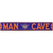 Authentic Street Signs Phoenix Suns 'Man Cave' Street Sign