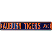 Authentic Street Signs Auburn Tigers Avenue Sign