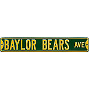 Authentic Street Signs Baylor Bears Avenue Sign