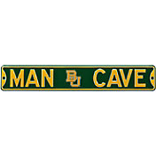 Authentic Street Signs Baylor Bears 'Man Cave' Street Sign