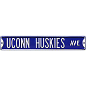 Authentic Street Signs UConn Huskies Avenue Sign