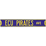 Authentic Street Signs East Carolina 'ECU Pirates Ave' Sign